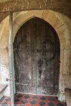 East Chiltington Church Door